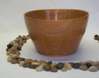 Cherry Bowl 7 1/2 x 4 1/2 in height