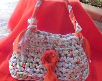 Handmade CROCHET bag strap