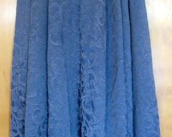 Simple Merchant-style Renaissance Skirt