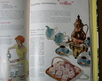 BH&G Holiday Cookbook for Special Occasions circa 1960s