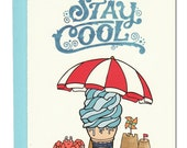 Stay Cool Card