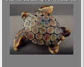 Lampwork Glass Tutorial -Sea Turtles bead and pendant- Step by Step instructions Instant Download