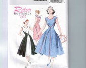 REPRODUCTION Misses Sewing Pattern Butterick B4790 Misses Wrap Around Walkaway Dress Easy Size 8 10 12 14 16 18 20 22  Multisize UNCUT