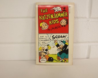 Vintage Katzenjammer Kids Comic Book, 1970