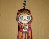Joffrey Baratheon Keychain (Game of Thrones)