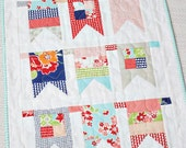 Fairground Mini Quilt PDF Pattern