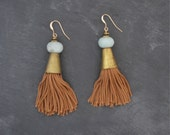 Tangiers Tassel Earrings