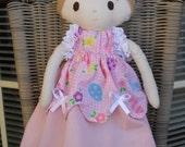 Sew Sunshine -JCOCO doll-My Princess Florianne - Handmade doll