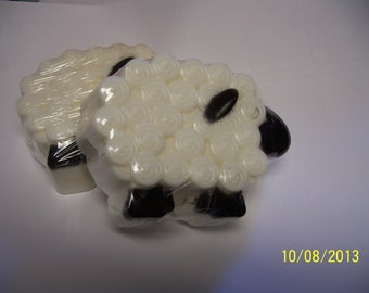 Wooly Sheep Handcrafted Glycerin soap