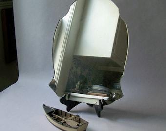Vintage 1930s Mirror
