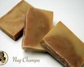 Nag Champa Creamy Shea Butter Soap