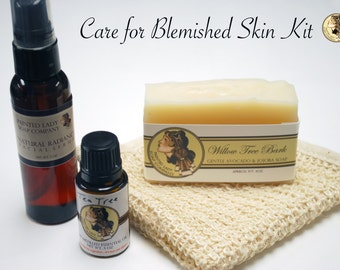 Care for Blemished Skin Kit
