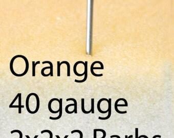 WizPick Felting Needle - Orange
