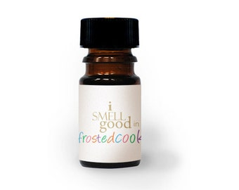 FROSTED COOKIE Perfume Oil