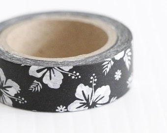 Aloha Flower Washi Tape