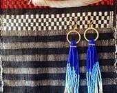 Kata Fringe Earrings : re...