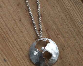 Simple World Pendant