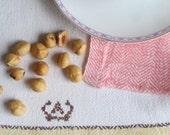 Vintage Swedish Handwovens: Guest Towel A