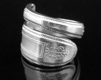 Spoon Ring - Grosvenor - Silver Spoon Jewelry