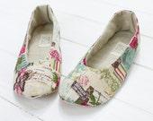 no 602 Deborah Women Shoes PDF Pattern: