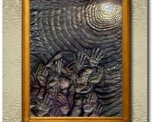 The Longing - Fine Art Print on heavy Cotton Canvas - unframed