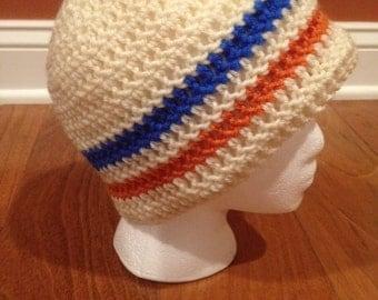 Portal Hat - Stripes