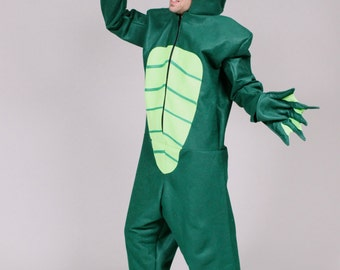 Creature From The Black Lagoon Adult or Child Swamp Monster Halloween Costume