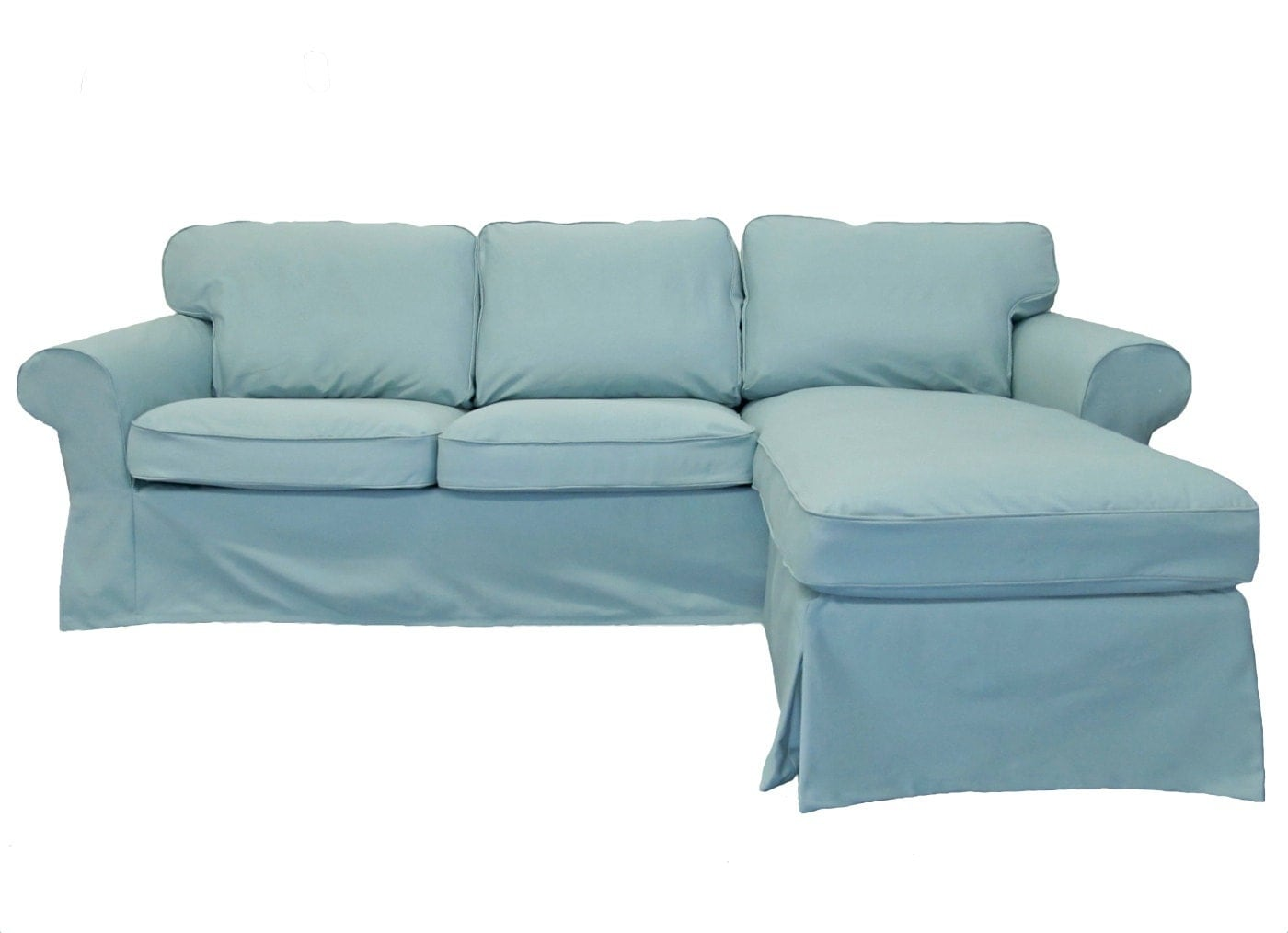 Sofa sectional with chaise minimalist home design for Chaise design ikea