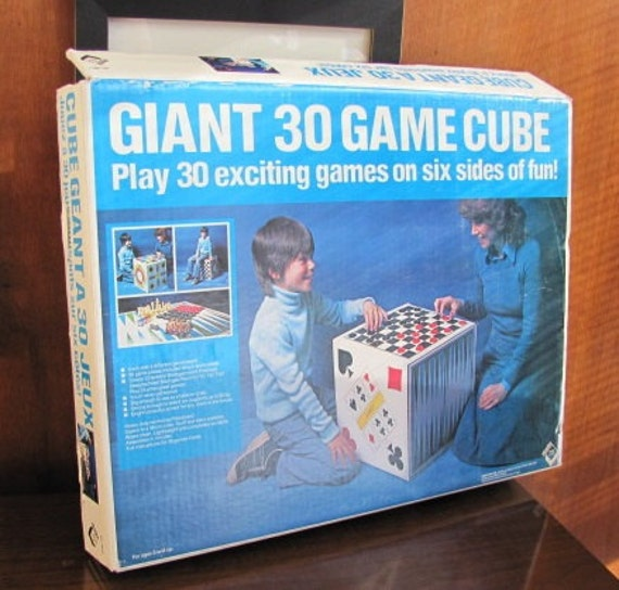 the cube board game instructions
