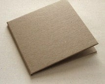20 Kraft CD Cases 2 Pocket Folio - Wedding Favor, Boutique Photography Packaging - Recycled, DIY, DVD
