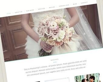 Custom Website Design - Web Design Wordpress Web Custom. Wordpress Wedding Website Design. Professional Web CMS Wordpress Web