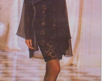 Scoop Neckline Dress Etsy