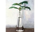 """5x7"""" print - plant still life - """"Fern 5"""""""