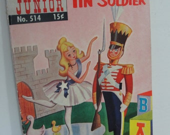 The Steadfast Tin Soldier - Rare and collectible comic