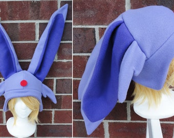 Espeon Pokemon Hat - Fleece Hat Adult, Teen, Kid - A winter, nerdy, geekery gift!