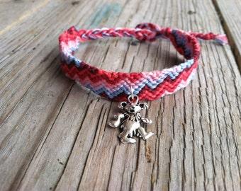 Deadhead Friendship Bracelet