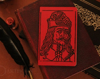 Vlad the Impaler Journal- BLOOD RED