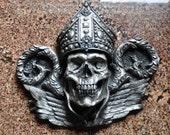 Bishop Thanatos, pewter finish