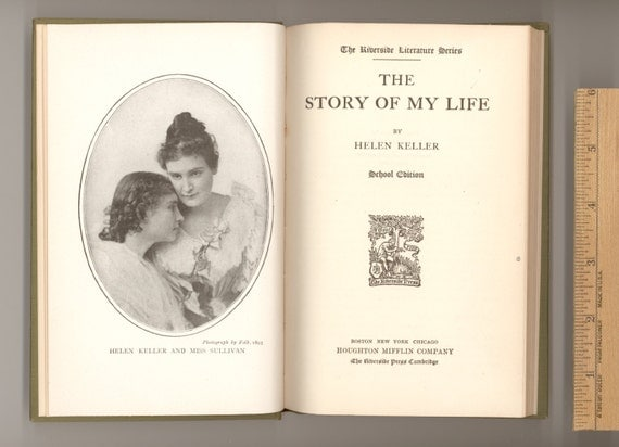 the life of helen keller essay