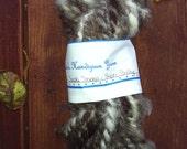 Super Bulky Handspun Yarn-Jacob Sheep Wool-3 ply