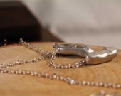 Ballet Slipper Necklace