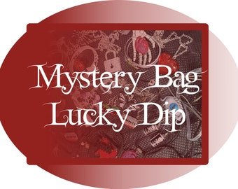 Gothic Chameleon Mystery Bag Lucky Dip