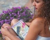 Anna Karenina Book Clutch