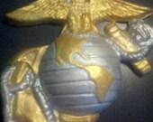 USMC EGA Cake Topper without logo