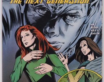 Vintage Star Trek: The Next Generation Annual Number 4 1993 DC Comics - Possessed - Trill - Symbiont - Picard - Enterprise - Crusher