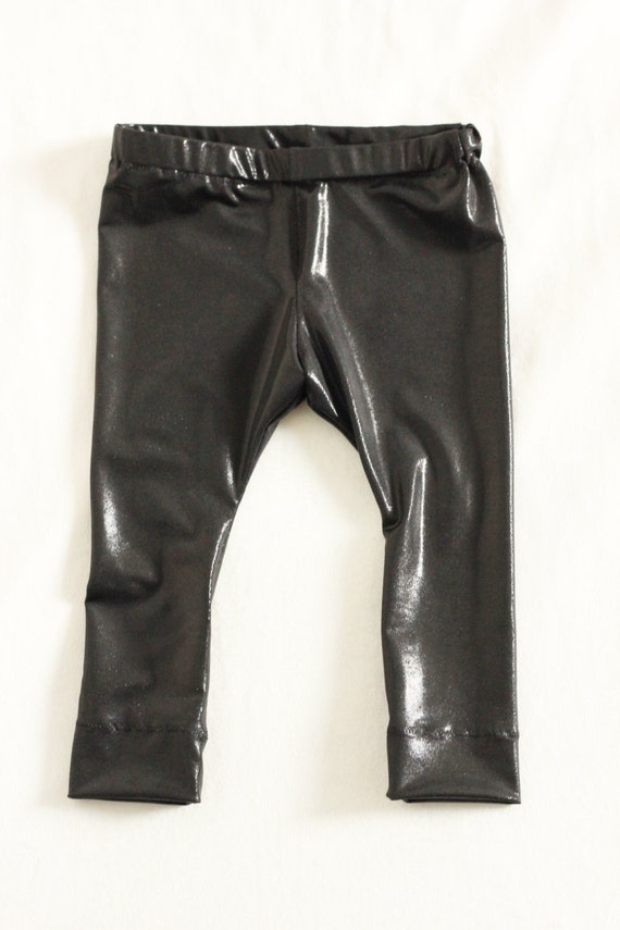 Baby Faux Leather Leggings Baby Clothing Baby By Blushbytaylor