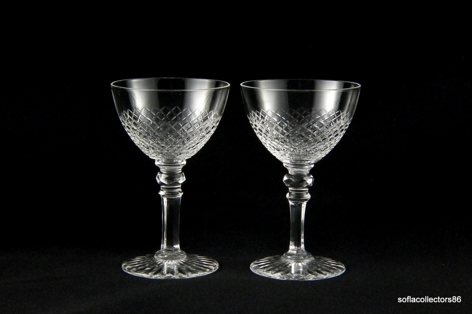 Port Wine Glasses / Sherry Glasses / Aperitif GlassesCriss