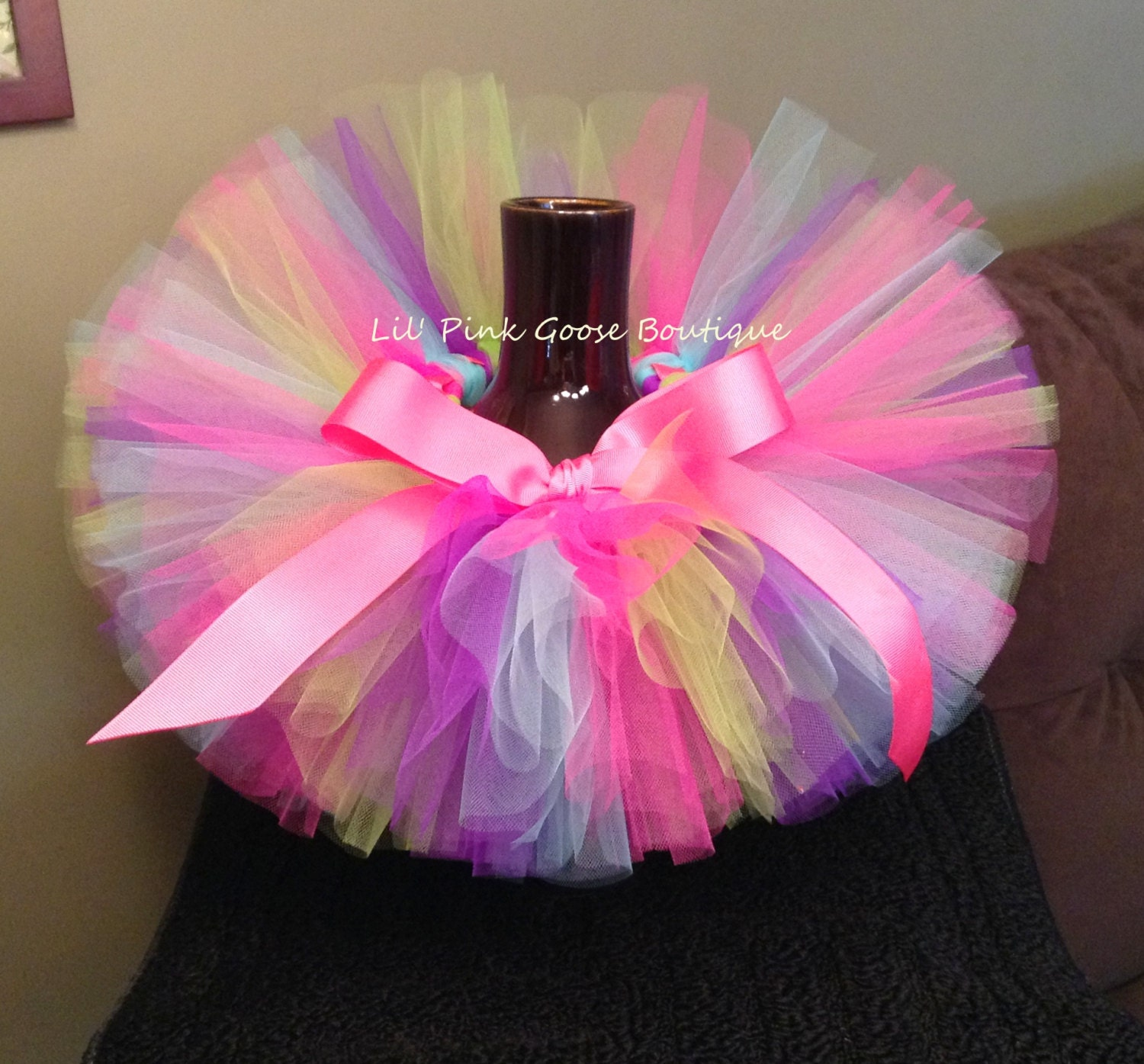 Tutus Tutu: BIRTHDAY GIRL Tutu Birthday Tutu Colorful Tutu Rainbow