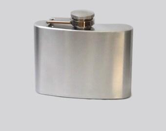 Stainless Steel Hip Flask 4oz 6oz 2oz 1oz