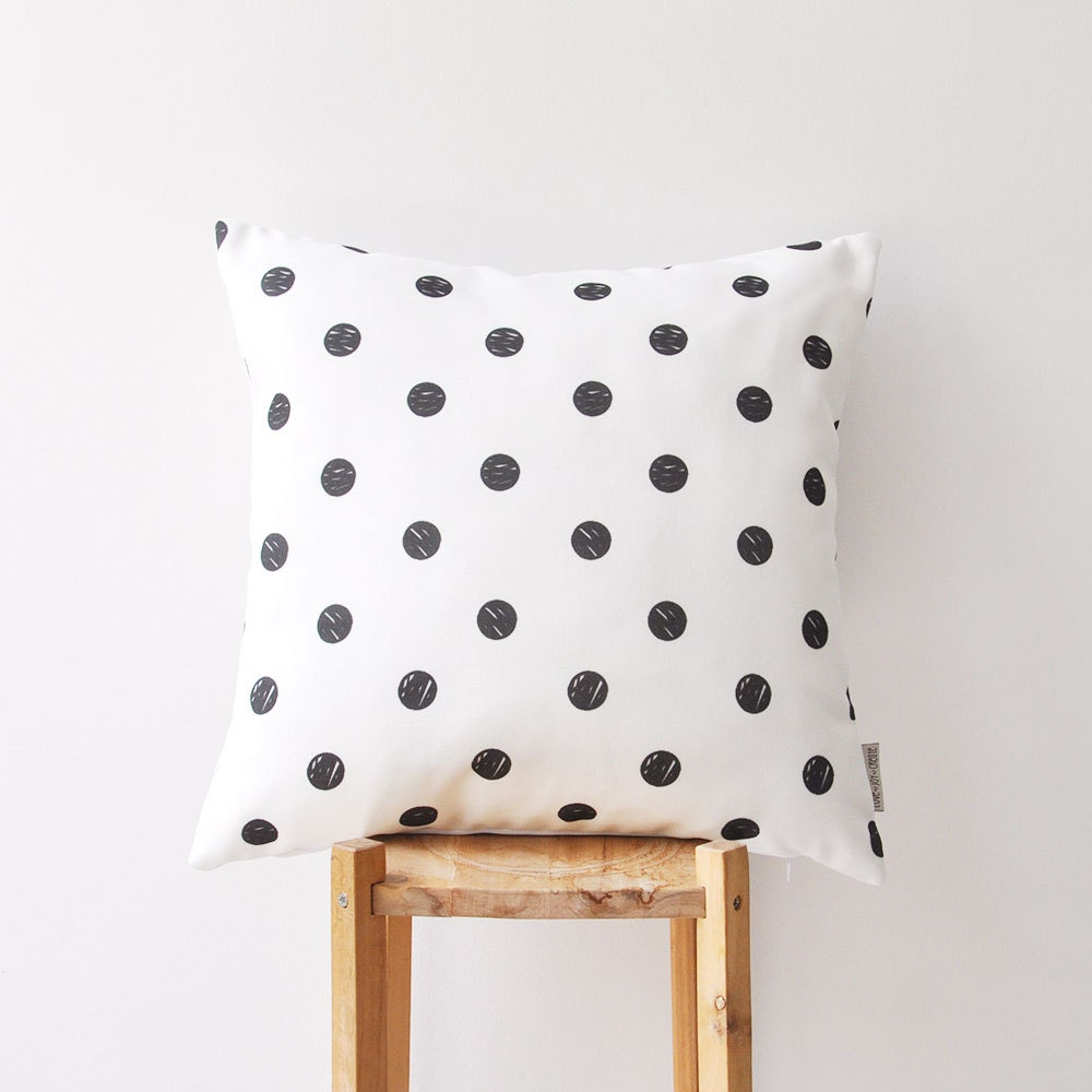 Throw Pillows Nairobi : Black & White Kids Pillows, Modern Nursery Pillow, Geometric Decorative Pillow, Teen Pillow ...
